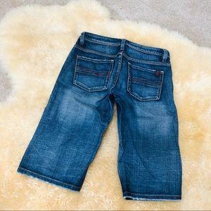 Buffalo David Bitton Jeans - BUFFALO JEANS David Bitton womens denim capri pant